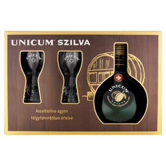 how to drink unicum szilva