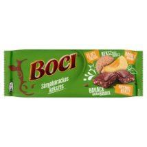 Boci sárgabarackos-kekszes tejcsokoládé