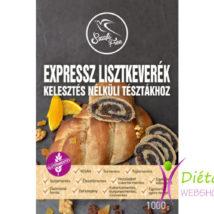 Szafi free expressz lisztkeverék kelesztés nélküli tésztához 1000G