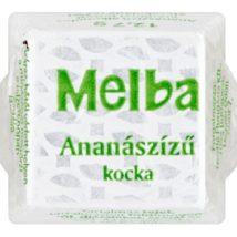 Melba Kocka ananászízű alkoholos krémmel töltött étcsokoládé 12,7 g