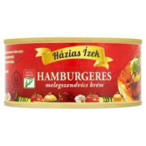 Házias Ízek hamburgeres melegszendvics krém 290 g