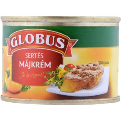 Globus sertés májkrém 65 g