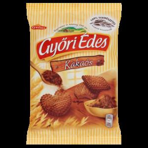 Győri Édes Omlós keksz 180 g kakaós