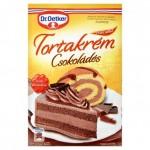 Dr.Oetker tortakrém 145 g csokoládé