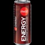 Coca-Cola Energy szénsavas energiaital 0,25 l fémdobozban