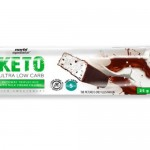Norbi Update Ketoway- Vaníliaízű tejszelet belga tejcsokoládéba mártva, édesítőszerekkel 25 g