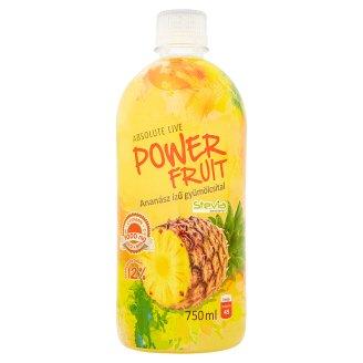 Absolute Live Power Fruit ananász ízű gyümölcsital 750 ml