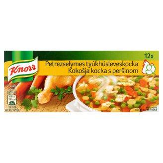 Knorr petrezselymes tyúkhúsleveskocka 12 db 120 g