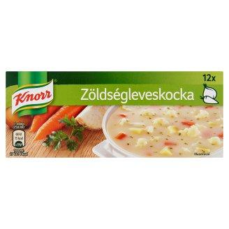Knorr zöldségleveskocka 12 db 120 g
