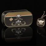 Rex Ciborum Foie Gras májkészítmény blokk 80 g szarvasgombával
