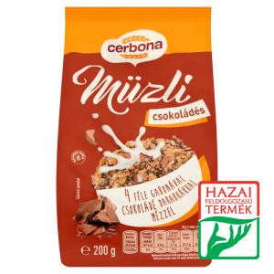 Cerbona csokoládés müzli 200 g