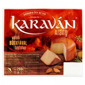 Karaván Arany füstölt zsíros sajt 200 g