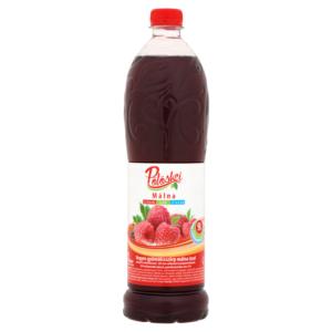 Pölöskei gyümölcsszörp 1 l málna ízű