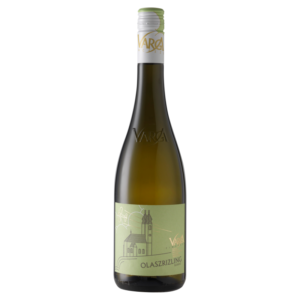 Varga Zweigelt Cabernet Sauvignon 2019 0,75 l félédes vörösbor