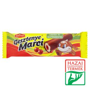 Maroni Gesztenye Marci 30 g meggyes gluténmentes, laktózmentes