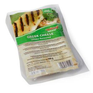 NORBI UPDATE Halloumi füstölt ízű félzsíros, grillezhető-süthető félkemény sajt 100g