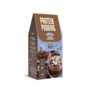 NORBI UPDATE Protein puding alappor 500g, 10 adag (csokoládés ízben)