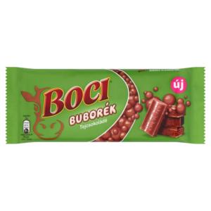 Boci Buborék tejcsokoládé 90 g