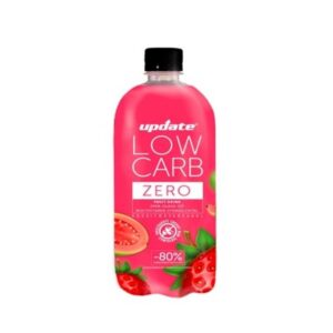 Norbi Update Low Carb Fruit Drink Multivitamin – Eper-guava 800 ml