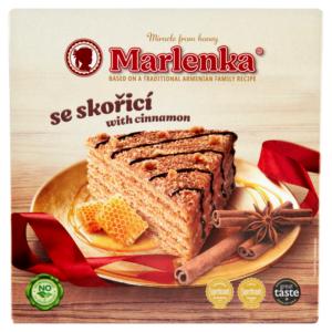 Marlenka mézes-fahéjas torta 800 g