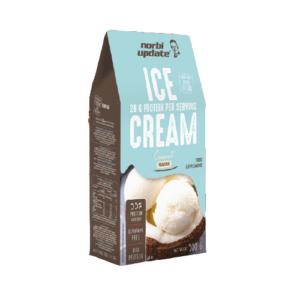 NORBI UPDATE Protein fagylaltpor kókuszos ízesítésben (500 g, 10 adag)