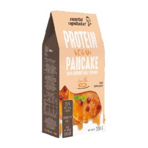 NORBI UPDATE Protein palacsinta, vegán (500 g, 10 adag)