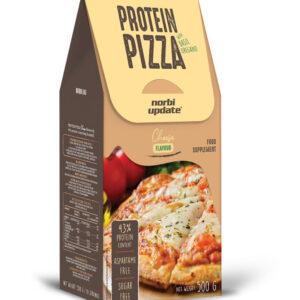 NORBI UPDATE Protein pizza alappor (sajtos) 500g