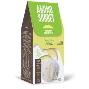 NORBI UPDATE Amino sorbet citrom-lime ízesítésben (500 g, 10 adag)