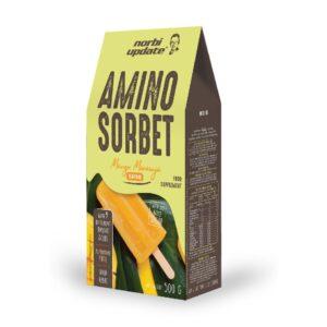 NORBI UPDATE Amino sorbet mangó-maracuja ízben (500 g, 10 adag)